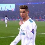 PSG 1 - REAL Madrid 2