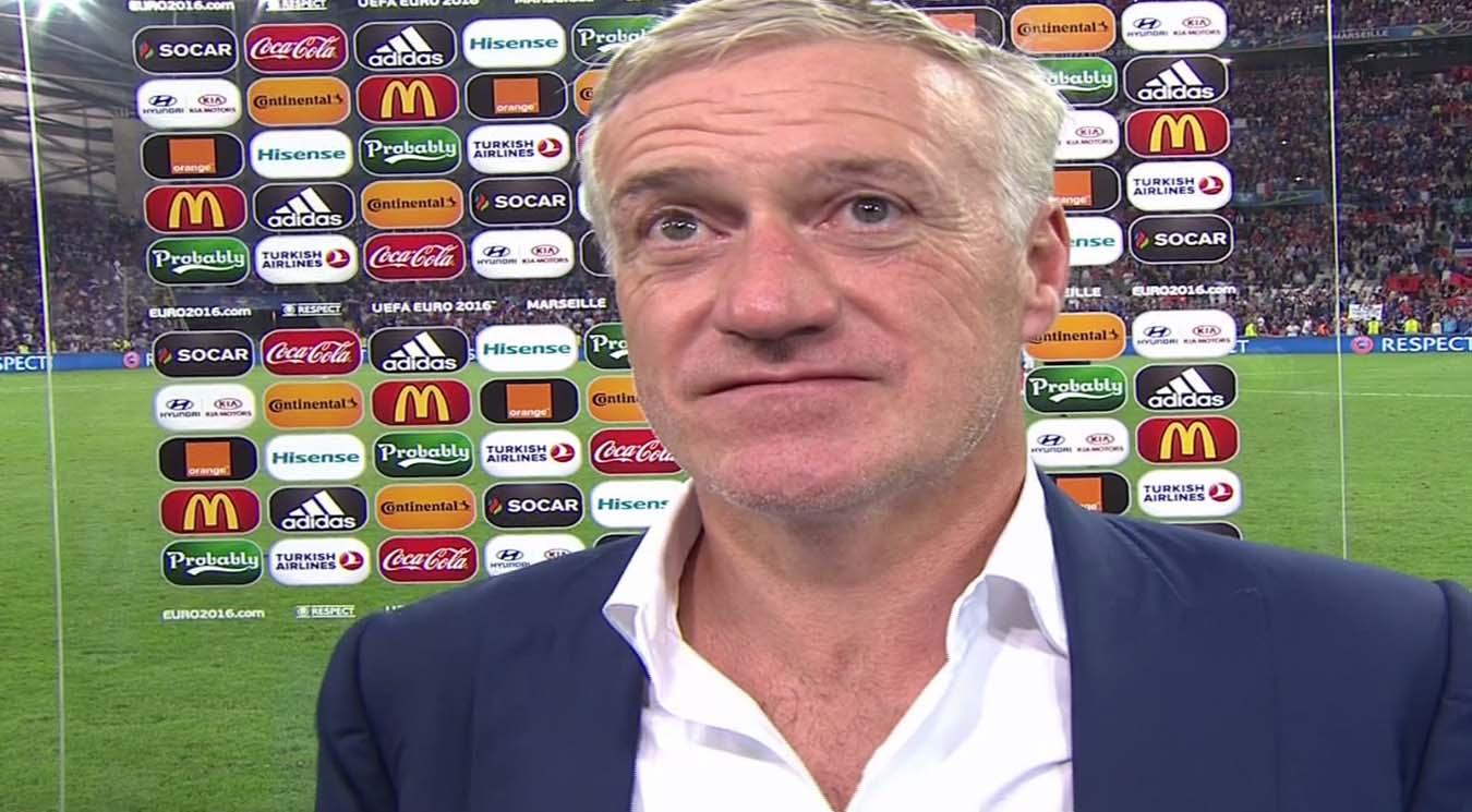 LES 23 Français sélectionnés par Didier Deschamps pour la Russie 2018