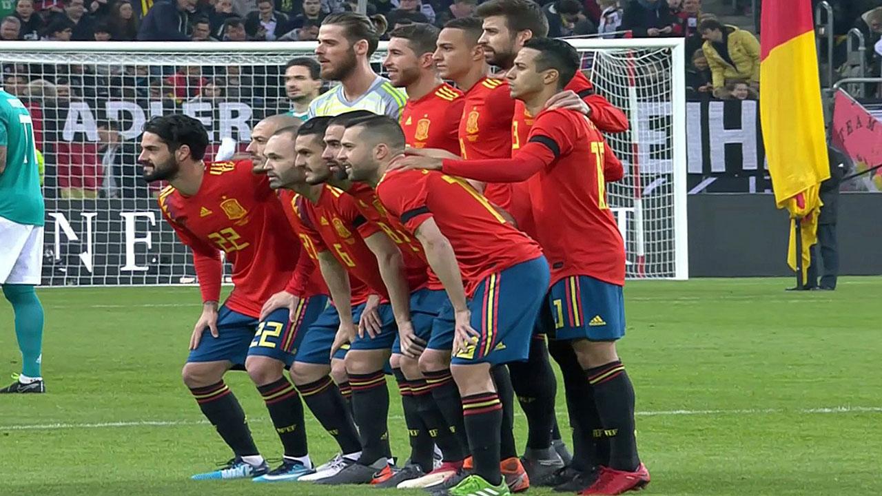 Mondial-2018: stupeur et tremblements en Espagne après l'éviction de Lopetegui