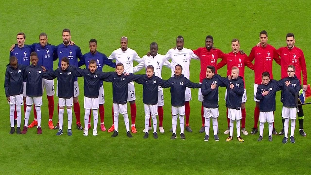 Amical : France 2 –  Colombie 3 , les bleus absent en deuxième mi-temps ( vidéo)