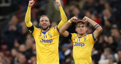 Champions ligue : Tottenham 1 – Juventus 2 , Higuain et Dybala ont fait la différence ( vidéo)