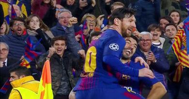 Champions ligue : FC Barcelone 3 – Chelsea 0 – Les Blaugrana plus réaliste ( vidéo)