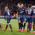 Caen 1 - Paris saint Germain 3