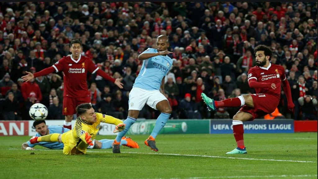 Premier League : Manchester City 4 – Liverpool 0