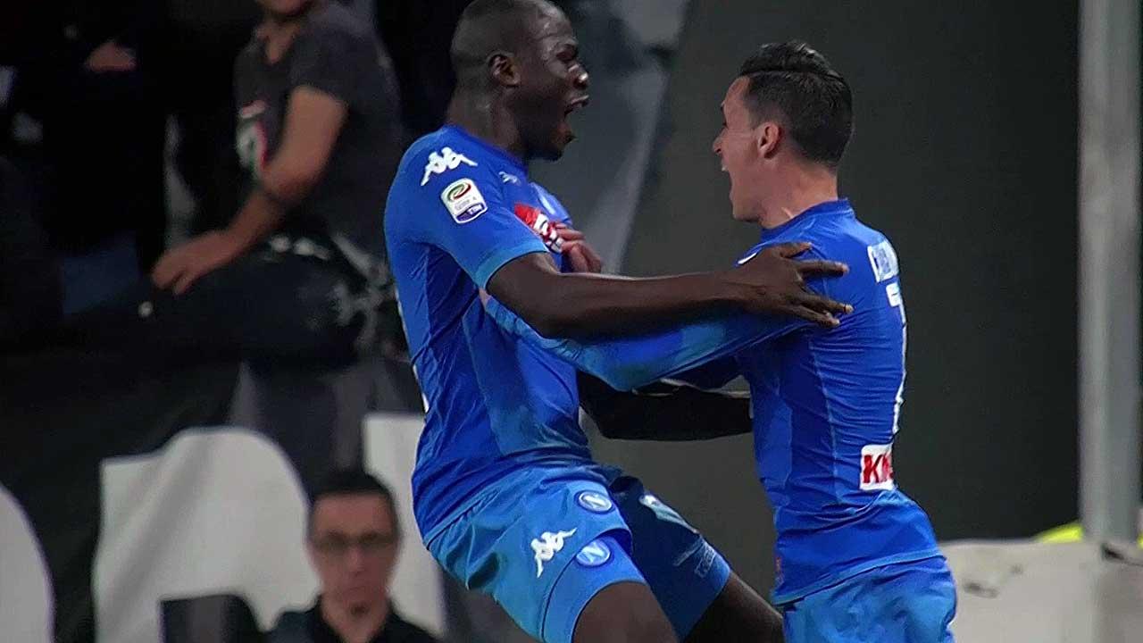 Calcio : Juventus 0 – Naples 1 : Koulibaly redonne espoir pour le titre