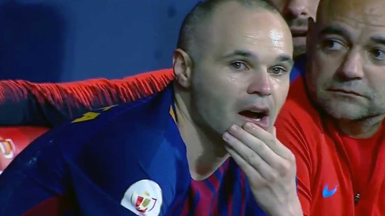 FC Barcelone 5 – FC Seville 0 : le Barça s'offre sa quatrième copa del rey consécutive