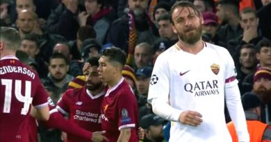 Liverpool 5 – AS Roma 2  : résumé du match