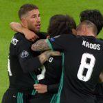 Bayern Munich 1 - Real Madrid 2