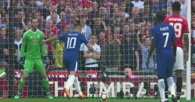 FA Cup : Chelsea remporte son 8 éme titre en dominant Manchester United 1-0 ( vidéo)
