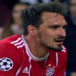 Real Madrid 2 - Bayern Munich 2