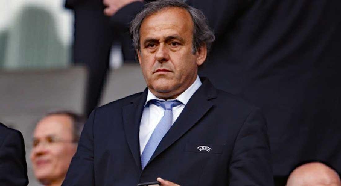"Fifa: ""En l'état"" mis hors de cause par la justice Suisse, Platini contre-attaque"