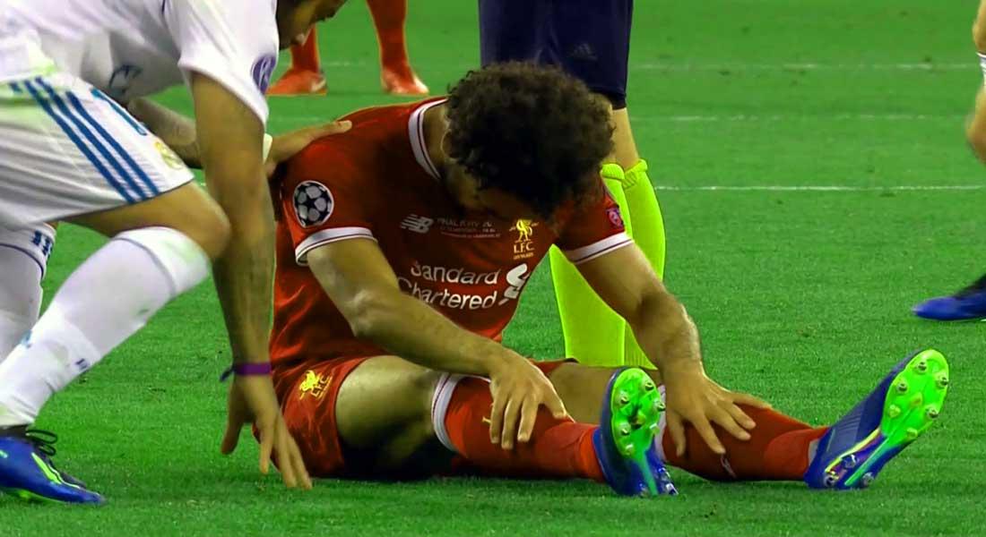 Mohamed Salah testé positif au Covid19, une polémique éclate