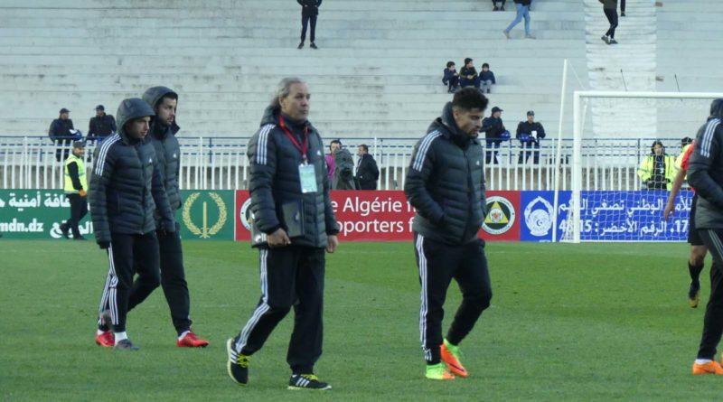 Equipe d'algérie : Les jours du sélectionneur Rabah Madjer à la tête de la sélection sont comptés