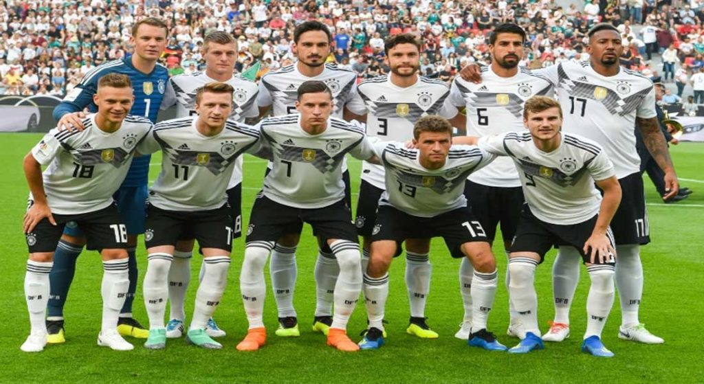 QEuro 2020 : Allemagne 6 – Irlande 1