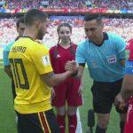 Belgique 5 -  Tunisie 2
