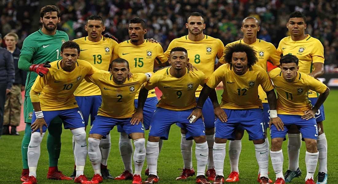 Le Brésil termine sa préparation au mondial par une une victoire face à l'autriche (3-0)