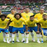 Brésil 1 - Suisse 1