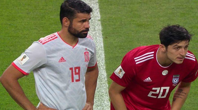 Mondial 2018 : Espagne 1 – Iran 0 , la roja à un point des huitièmes (vidéo)