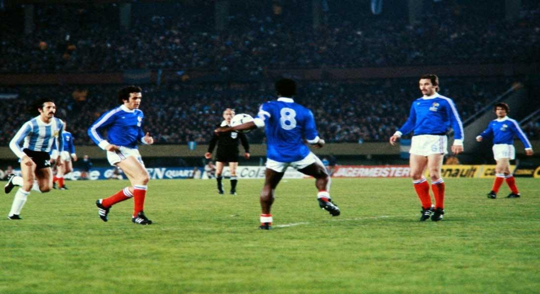 France – Argentine : la génération Platini juge les Bleus et Messi