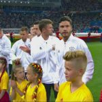 Allemagne 2 - Suède 1