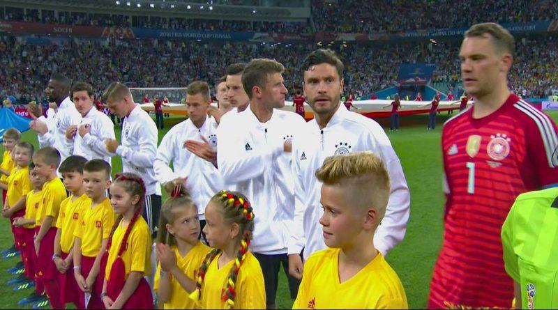 Mondial 2018 – Groupe F  : Allemagne 2 – Suède 1 , résumé vidéo