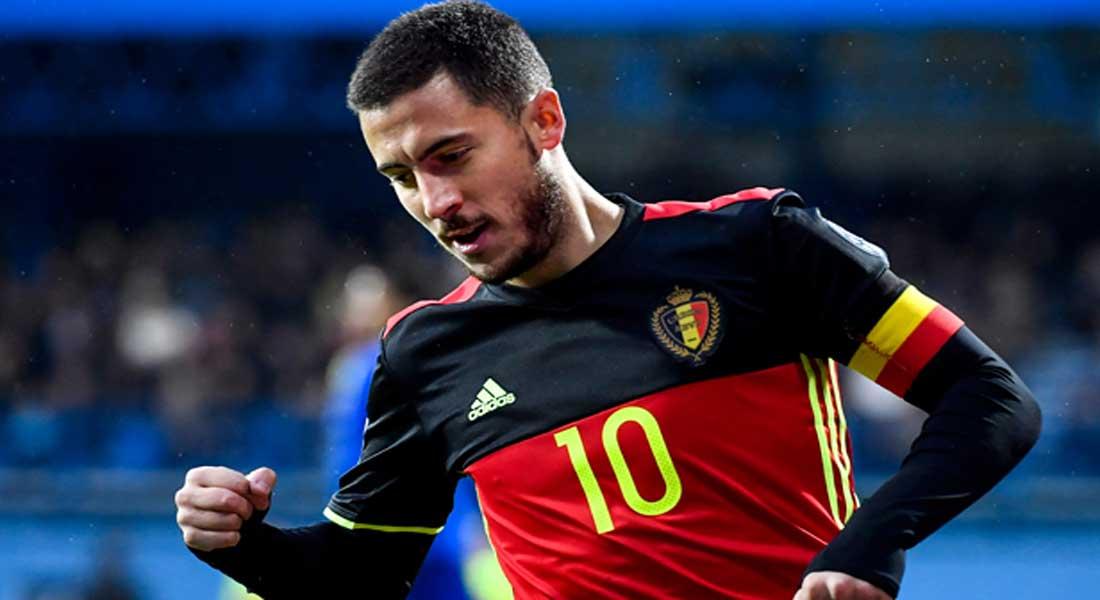 Belgique – Mondial-2018: sur les traces de… Eden Hazard, du jardin de Braine à Stamford Bridge