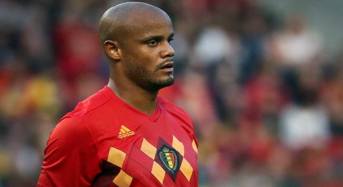 Mondial-2018 – Belgique: 24 joueurs appelés, Kompany en point d'interrogation