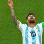 Argentine 2 - Nigéria 1
