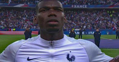 Premier League : Pogba heureux à Manchester United