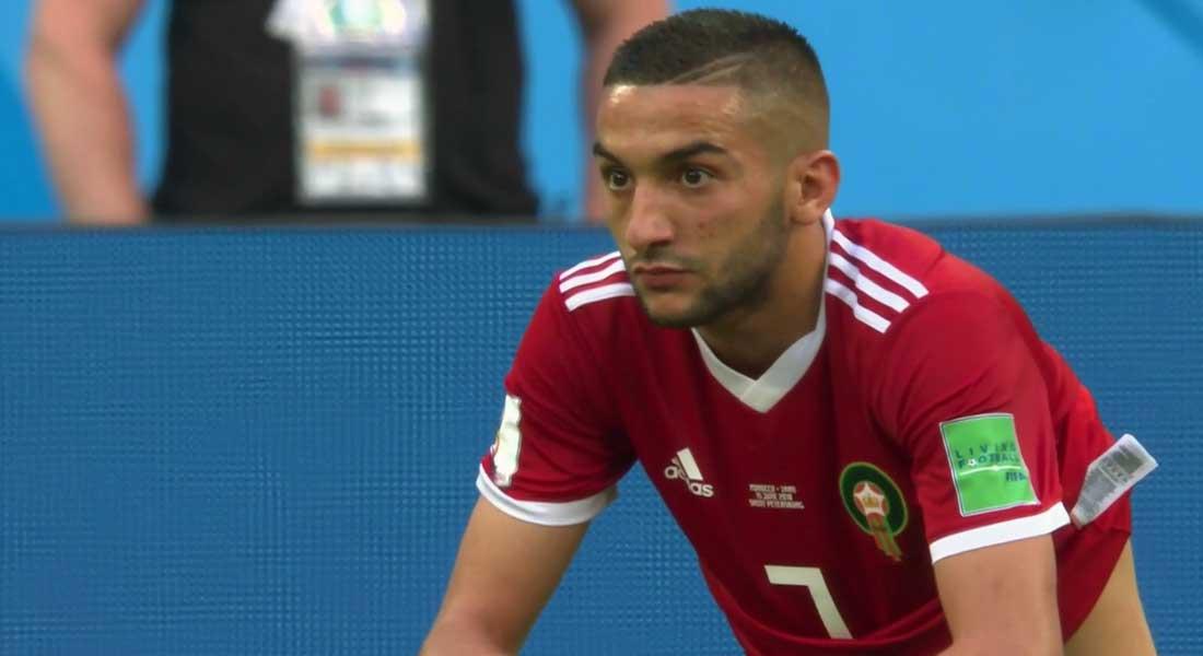 Mondial 2018  : Les buts des match Uruguay – Egypte et Maroc – Iran