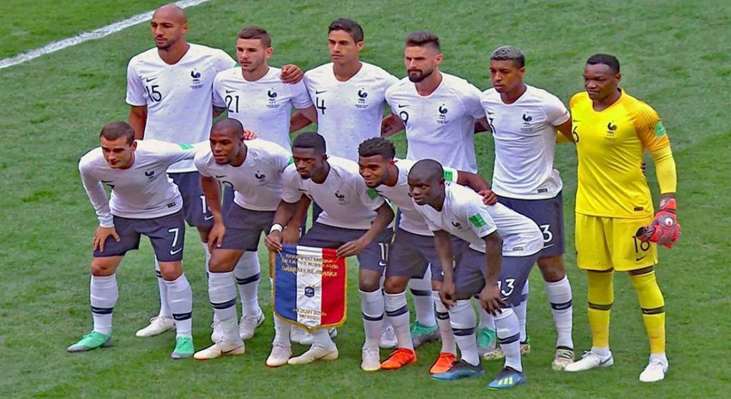 Ligue des Nations : Portugal 0 – France 1