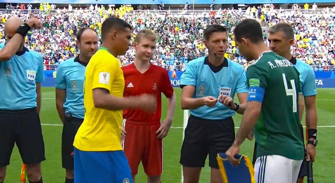 Mondial 2018 : Brésil 2 – Mexique 0 , vers un chaud quarts de finales Brésil – Belgique, résumé vidéo