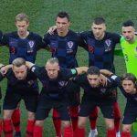 Croatie 1 - Danemark 1 et Espagne 1 - Russie 1