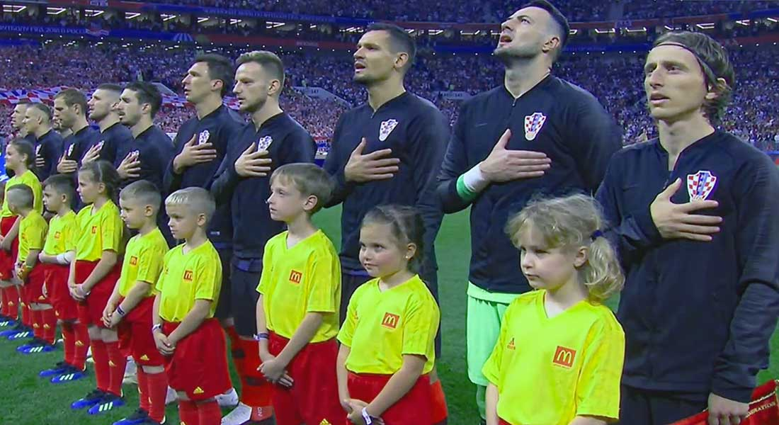 Amical : Portugal 1 – Croatie 1 , vidéo