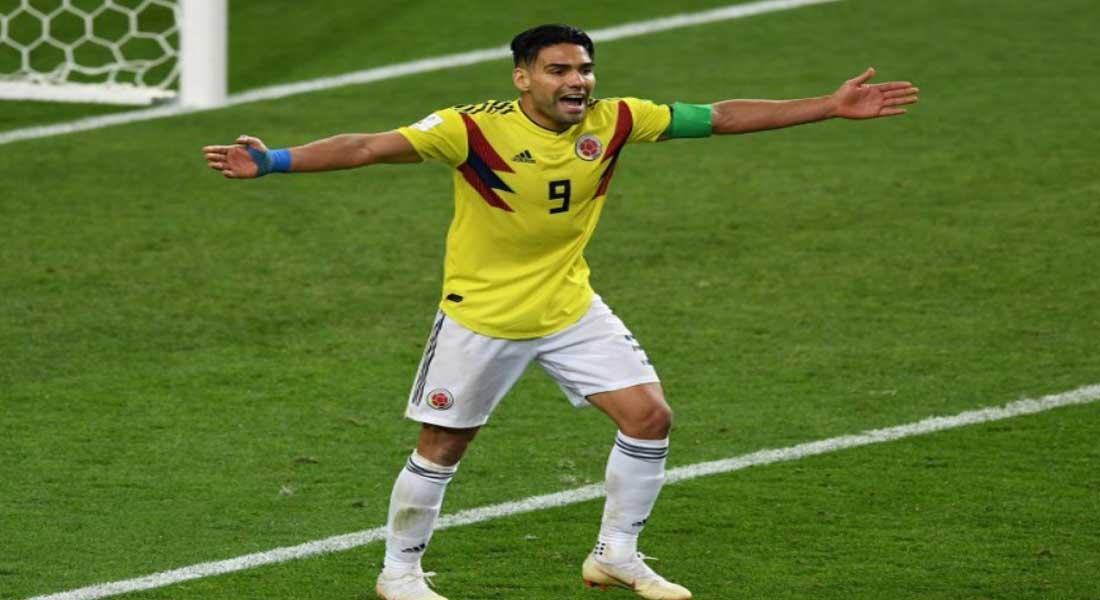 Mondial 2018 – Colombie: Falcao tire sur l'arbitre américain