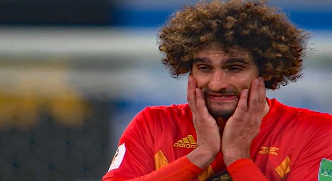 Mondial 2018 : France 1 – Belgique 0, Une grande frustration après l'élimination chez les belges