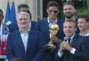Varane rend visite au RC Lens, son club formateur