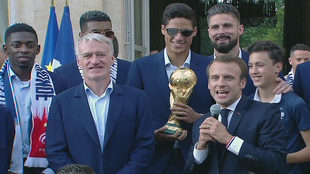 Classement Fifa août 2018 : La France en tête, la Belgique et le Brésil suivent derrière