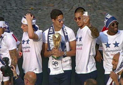 """FIFA : Le titre de """"meilleur joueur de l'année"""" décerné le 24 septembre à Londres"""