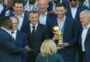 "Mondial : ""Bienvenue au club !"", lance Beckenbauer à Deschamps"