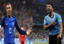 Mondial 2018: Uruguay-France, un match à gagner pour une place dans le carré d'or