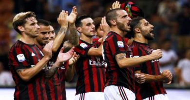 Transferts: Bonucci retourne à la Juventus, Higuain vers le Milan AC