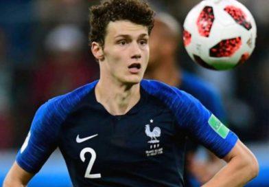 """Mondial 2018: Pavard lauréat du """"plus beau but"""" (Fifa)"""