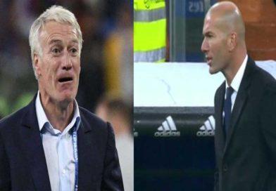 """Trophées Fifa : Deschamps et Zidane nommés dans la catégorie """"meilleur entraîneur """""""