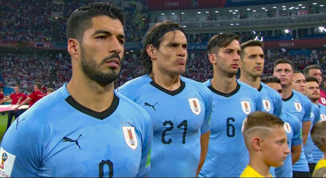 Mondial 2018 : Uruguay 2 – Portugal 1 , Cavani répond présent, vidéo