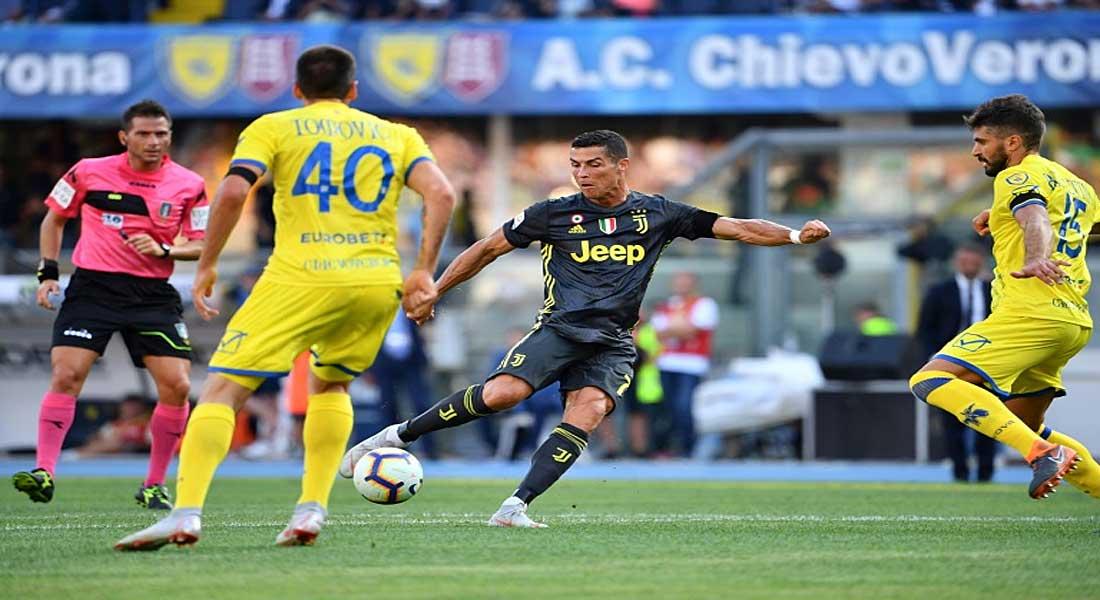 """Juventus – Ronaldo : """"Je veux gagner la Ligue des champions"""