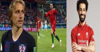 Trophée joueur UEFA: Ronaldo, Modric et Salah pour le sacre final