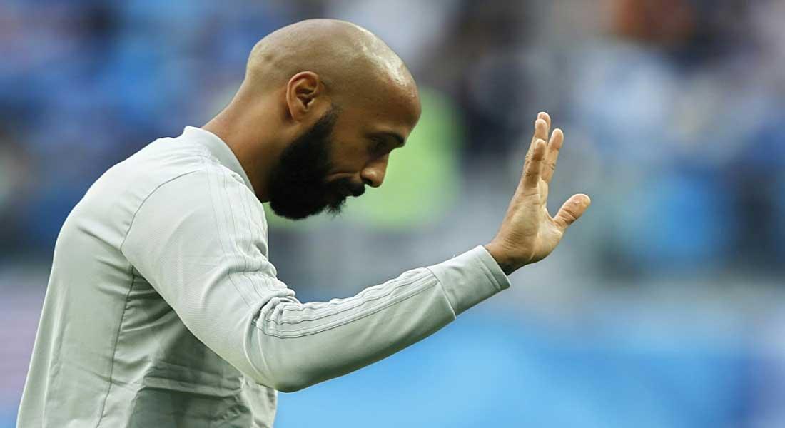 Bordeaux: Finalement Thierry Henry ne viendra pas selon Sky Sports