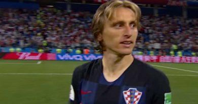 Luka Modric nommé joueur UEFA de la saison 2017-2018