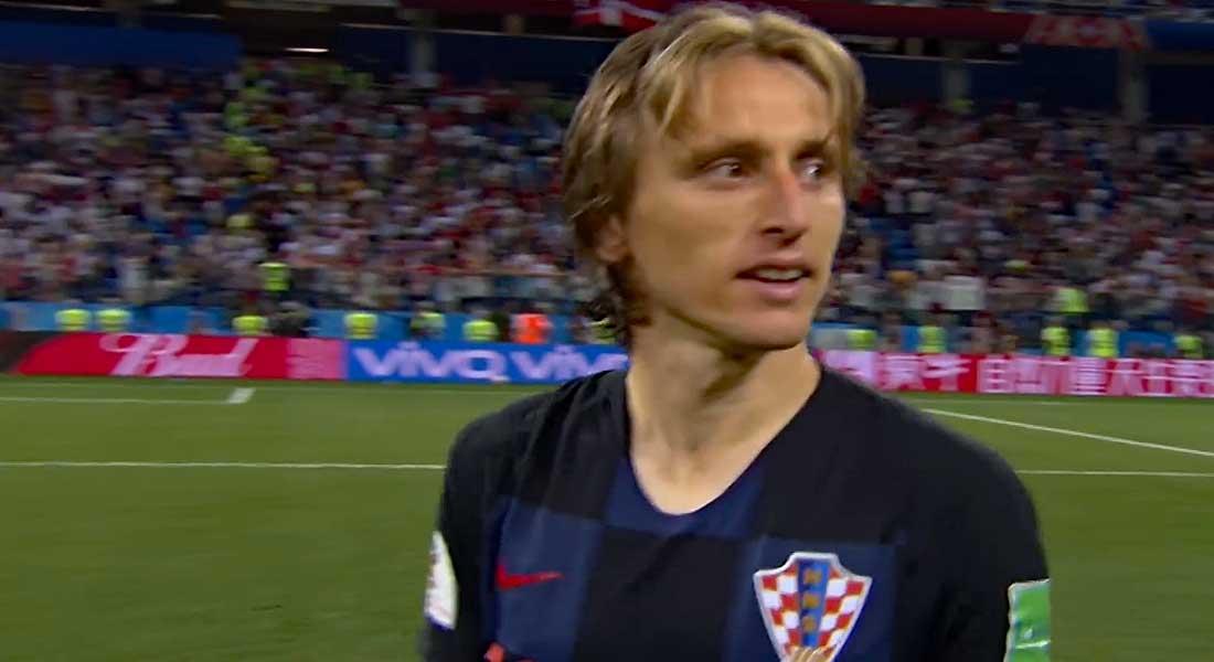 Liga:  Modric reprend l'entraînement, son avenir au Real Madrid reste incertain